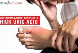 کاهش اسید اوریک بدن در منزل