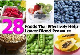 تنظیم فشار خون با روش های خوراکی