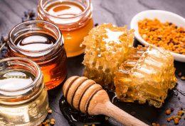 درمان زخم بستر با عسل