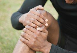 درمان درد زانو در مراحل اولیه