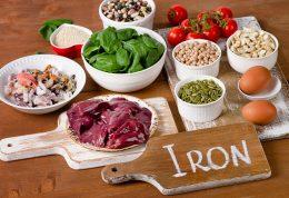 بهترین خوردنی ها برای مبتلایان به کم خونی