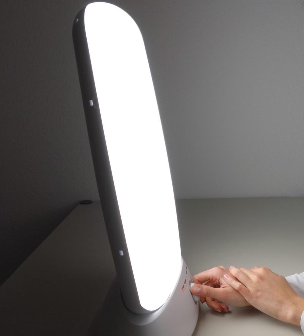 تاثیر نور درمانی بر فراموشی