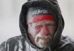 لاغر شدن در  سرما