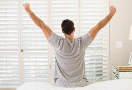 چگونه می توانیم صبح ها راحت از خواب بیدار شویم؟