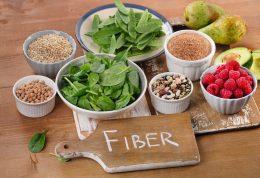 کاهش خطر دیابت و سرطان روده با مواد غذایی سرشار از فیبر