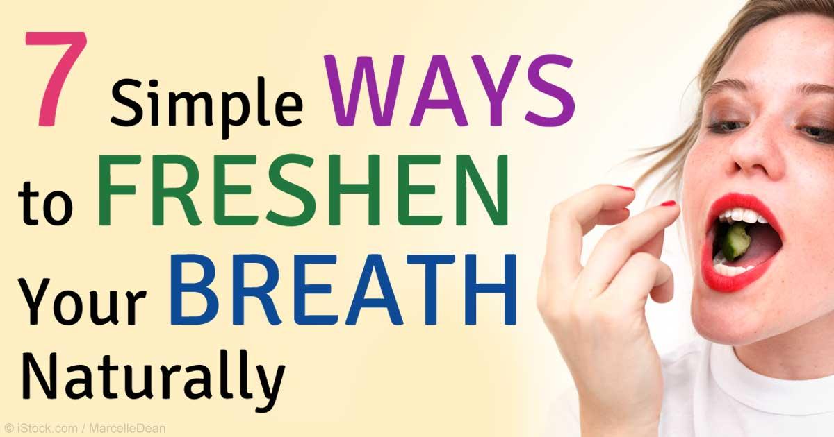روش های درمانی رایج برای رفع بوی بد دهان