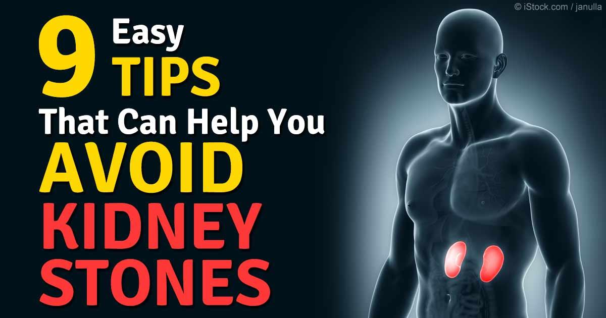image of kidney stone in body