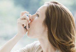 مراقبت در برابر حملات آسمی