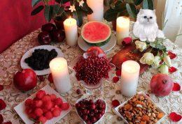 مراسم و آداب جشن یلدا