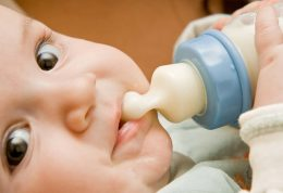 راهنمای اصولی تغذیه نوزاد