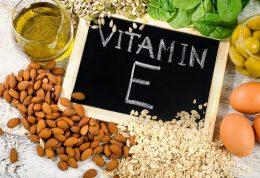 کاهش وزن با ویتامین ای