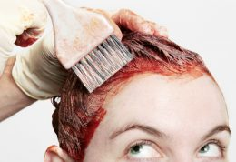 اصول صحیح رنگ مو در خانه