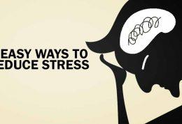 7 راهکار برای کم شدن میزان استرس