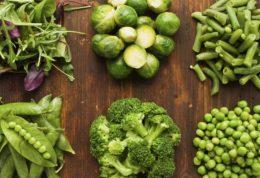 تنظیم فشار خون با مصرف سبزیجات