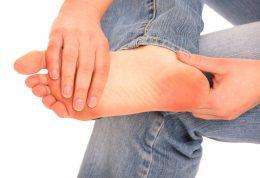 درمان های خانگی برای رفع ترک پا