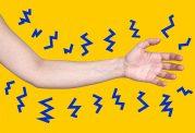 5 دلیل خواب رفتن دست و پا و ایجاد پارستزی و درمان آن
