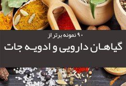 90 گیاه دارویی و ادویه بی نظیر برای سلامتی و تندرستی