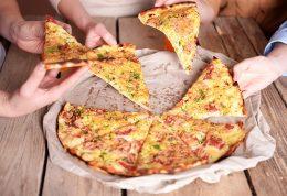 کالری سوزی پس از خوردن پیتزا