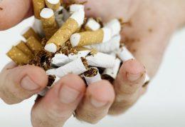 راهنمایی های خانگی برای ترک سیگار