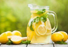 فواید نوشیدن آب به همراه لیمو قبل از صبحانه