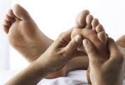 با ماساژ کف پا، استرس را رفع کنید