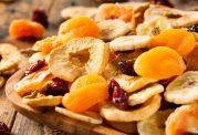 کدام میوه های خشک برای کاهش وزن مناسب هستند؟