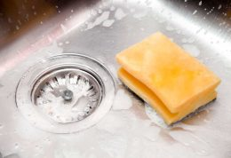 اصول ضدعفونی کردن و بهداشت آشپزخانه