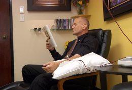 بیماری ام اس و اوزون درمانی دکتر تارات