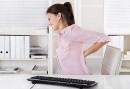 10 راز جالب برای درمان کمر درد