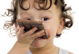 چاقی خردسالان با مصرف مواد قندی