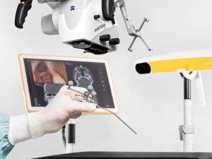 دکتر ادیب: یک سیستم نویگیشن جدید برای ایمپلنتولوژی دندان