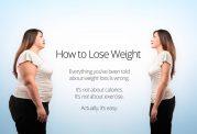 لاغری و کاهش وزن بدون رژیم غذایی