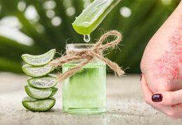 کاهش علائم پسوریازیس با یک گیاه دارویی