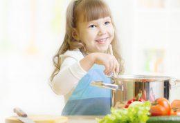 شروع تغذیه سالم برای اطفال