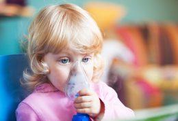 ارتباط هوای آلوده با عارضه آسم