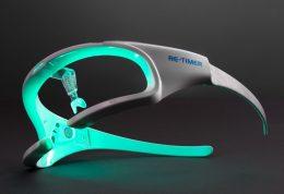 بهبود بیماری ها با استفاده از عینک Re-Timer