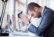 یک پنجم کارمندان برتر در خطر ابتلا به فرسودگی شغلی