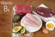 منابع و خواص ویتامین ب۳