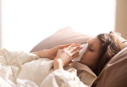هشدارهای بدن برای ابتلا به آنفلوآنزا
