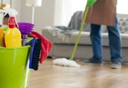 خطر ترکیب مواد شوینده را در خانهتکانی
