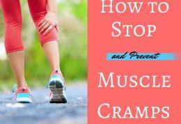 9 روش درمانی ویژه گرفتگی عضلات