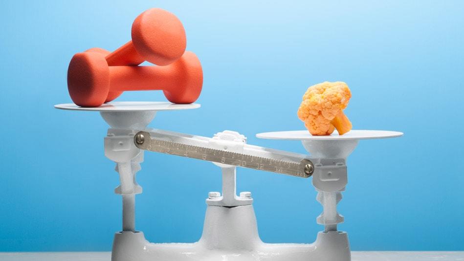 اصول ورزش برای رسیدن به لاغری و کاهش وزن