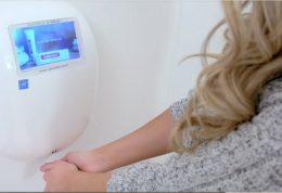 دست خشک کن برقی عاملی مضر برای سلامتی
