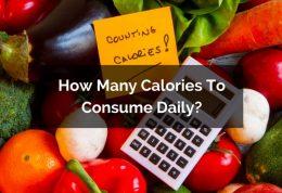 اصول دریافت کالری مورد نیاز بدن