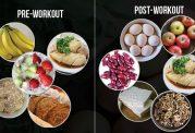 خوراکی های ممنوعه پس از ورزش