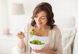 کاهش وزن با آهسته غذاخوردن