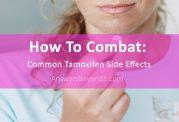 تاثیرات منفی تاموکسیفن بر بدن مصرف کنندگان