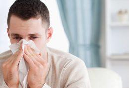 نشانه های ابتلا به سرماخوردگی