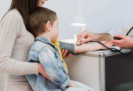 شیوع فشار خون بالا در بین کودکان و نوجوانان