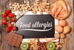 روش های کنترل آلرژی غذایی
